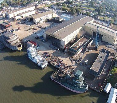 Conrad Shipyard Morgan City