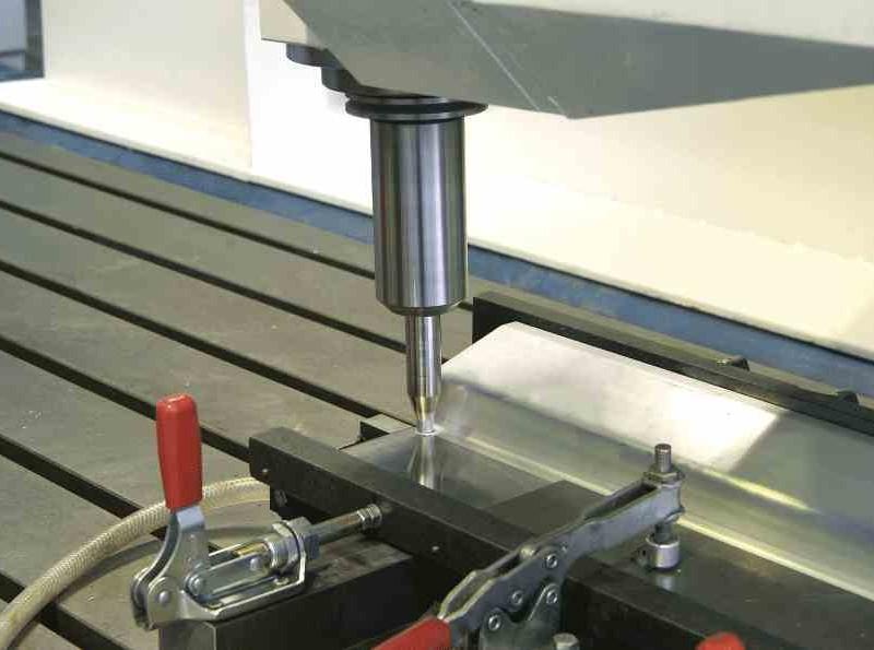 NSRP project Friction Stir Welding
