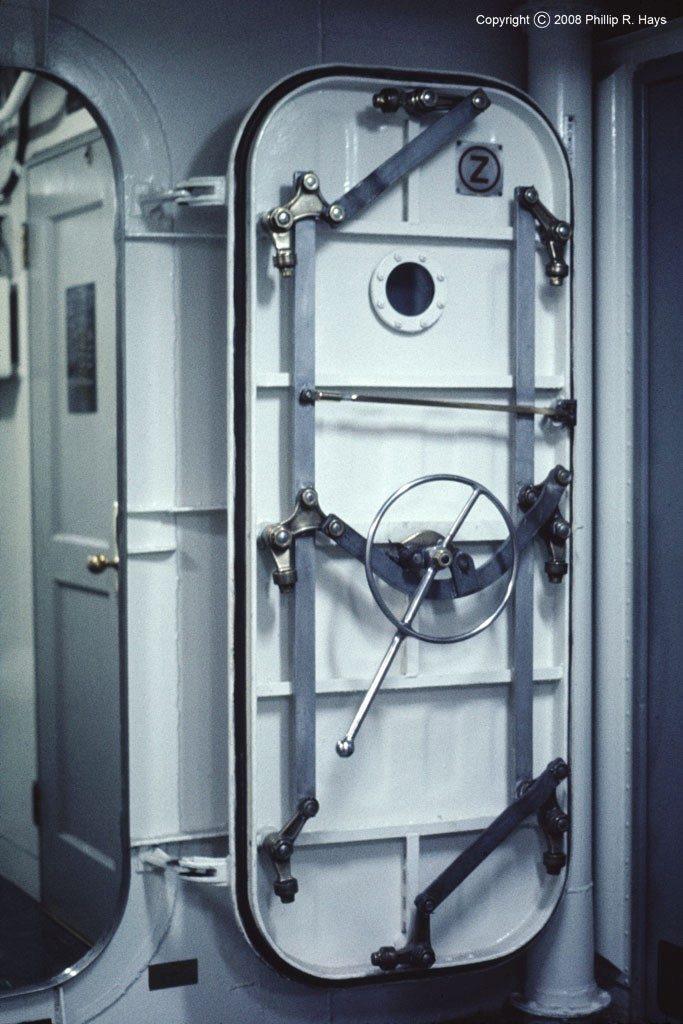 Standardization Of Watertight Closures Nsrp